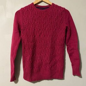 Tommy Hilfiger Cable Knit Sweater size S